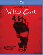 Willow Creek (Blu-ray Disc, 2014) evil in Bigfoot country    BRAND NEW