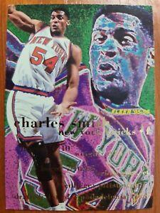 Carte Collection basketball 🏀 Fleer 95 96 NBA Charles Smith #124