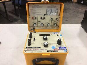 Biddle Instruments Versa Cal Digital Tc Mv Test Set 720350 Ebay