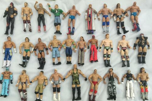 Random Delivery WWE WWF Elite Wrestling Action Figure Wrestlers Jakks Mattel