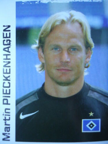Panini 202 BL Fussball 2004//05 Martin Pieckenhagen Hamburger SV