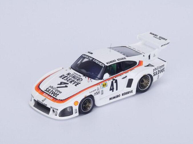 Spark model  1 43 43lm79 Porsche 935 k3  41 Winner Le Mans 1979 nouveau  au prix le plus bas