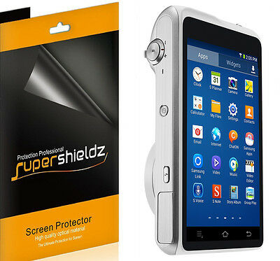 6X Supershieldz HD Clear Screen Protector For Samsung Galaxy Camera 2 EK-GC200