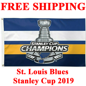 HOT-HOT-St-Louis-Blues-Stanley-Cup-Champions-2019-Flag-Banner-3x5-ft-Hockey-NHL