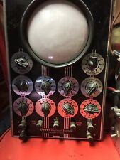 Vintage Devry Technical Institute Oscilloscope Test Equipment Dti