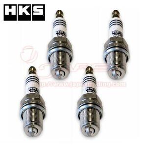 HKS-Super-Fire-M40i-Spark-Plug-For-VELLFIRE-ANH20W-2008-5-2015-1-2AZ-FE-M40ix4