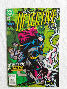 Unlimited Flat Rate Combined Shipping! Batman # 648 DC, VF // NM