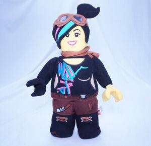 LEGO-MOVIE-2-2018-Lucy-Doll-Plush-WILDSTYLE-Minifigure-Mini-Fig-Stuffed-12-Inch