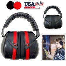 Protection Ear Muffs Hearing Foldable Noise Reduction Gun Shooting Range 34db