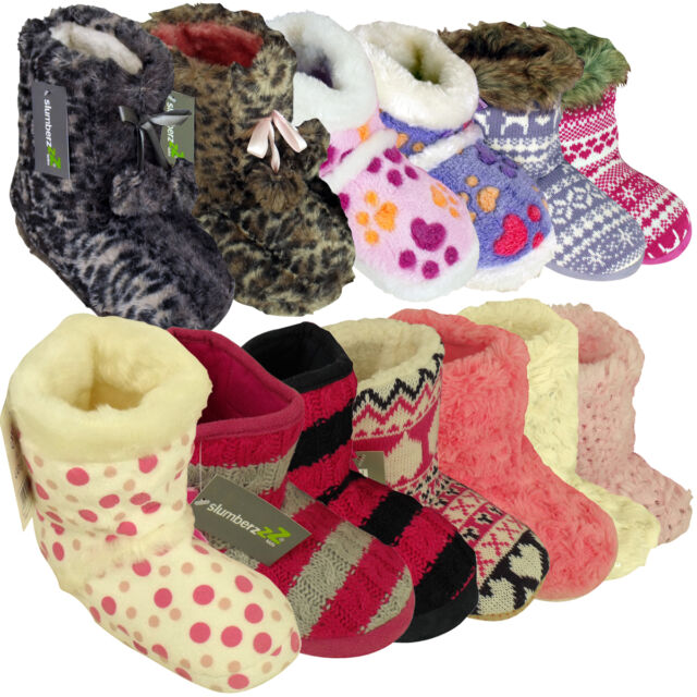 girls slipper boots sizes 11//12 13//1 2//3 9//10 boys cool  childrens free post ers