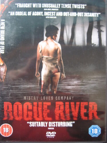 1 of 1 - Rogue River (DVD, 2012) NEW SEALED Region 2 PAL