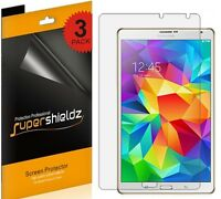 3x Supershieldz Anti-glare (matte Screen Protector For Samsung Galaxy Tab S 8.4