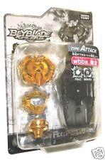 TAKARA TOMY BEYBLADE BURST LIMITED Gold Xcalibur Force Xtreme+LAUNCHER Excalibur