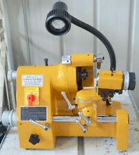 R8 Graver Milling Machine Multi Function Sharpener End Mill Grinder 375w 110v