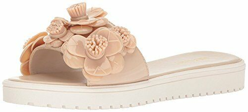 Nine West Womens Relly Synthetic Jelly Sandal- Select SZ color.