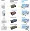 Kit-Renovacion-Thetford-C250-C260-Ruedas-Fresh-Up-Renove-Autocaravana-WC-Quimico miniatura 3