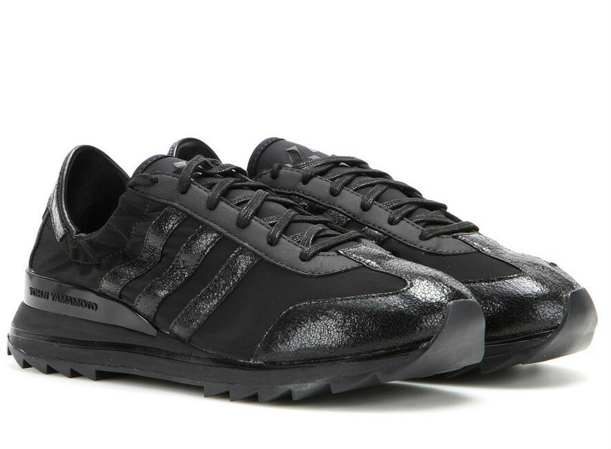 Y-3 Yohji Yamamoto Adidas Rhita Trainers Sneakers in Black Comfortable best-selling model of the brand