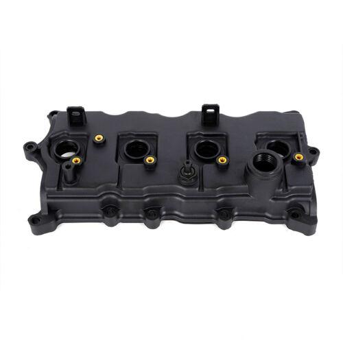 Fit For 08-12 NISSAN 13264-JG30A Plastic Black Engine Valve Cover Gasket Front