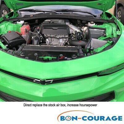 Fits 2016-2019 Chevrolet Camaro 2.0L 2.0 Turbo LT AF DYNAMIC COLD AIR INTAKE KIT