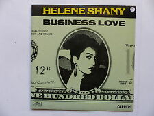 45 Tours HELENE SHANY Business love 14982