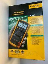 Fluke 83 V Industrial Digital Multimeter New