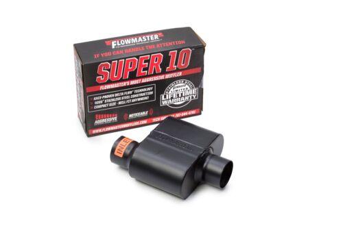 "98-06 Ford F150 F250 Truck 3/"" Single Exhaust Kit Flowmaster Super 10 Muffler"