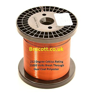 125 Gram Spool ENAMELLED COPPER WINDING WIRE COIL WIRE MAGNET WIRE 0.95mm