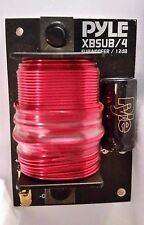 New PYLE XBSUB4 Made in USA LOW PASS Passive Crossover BASS FILTER