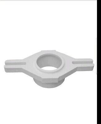 2 Adjustable Pvc Urinal Flange Kit With Socket Hub Outlet Partno F10002 Bb Ebay