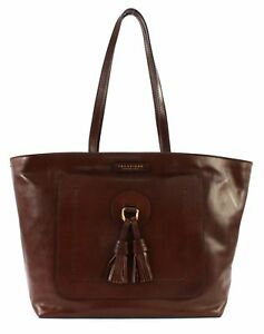 Tasche Marrone 14 Santacroce The Schultertasche Braun Bridge Shopper Neu iuOXPkZ
