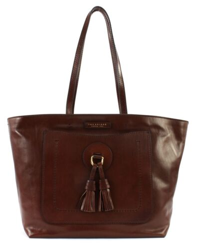 The Bolsa Shopper Santacroce 14 Brown Bridge rRr7wz
