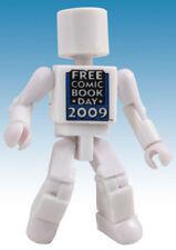 Diamond Select Free Comic Book Day FCBD 2009 Minimate DC