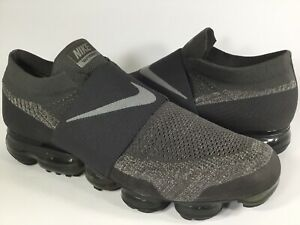 803f161de5 Nike Air Vapormax Flyknit Moc Midnight Fog Dark Stucco Size 14 Rare ...