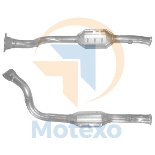 BM91224 Echappement Essence Pot Catalytique Kit de montage