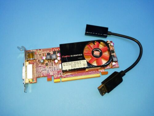 Dell Optiplex 360 580 740 745 755 760 960 FirePro Video Card DP to HDMI Cable