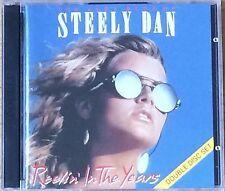 STEELY DAN REELIN' IN THE YEARS 2CD Best/Greatest Hits Do It Again Rikki The Fez