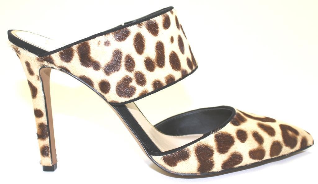 Para mujeres Zapatos Jessica Simpson Simpson Simpson Chandra 2 mula recortes en punta de cuero natural  suministramos lo mejor