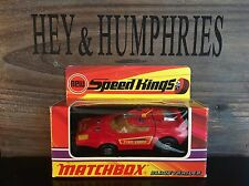 matchbox speedkings K 40A-2.Version mint 1.OVP mint from 1972
