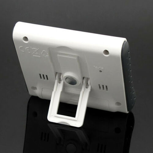 Mini LCD Digitale Termometro Igrometro Temperatura Umidita Desk Stazione