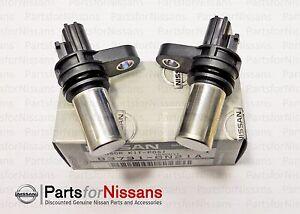 NEW 2002-2006 Nissan Altima Sentra Cam Crank Sensor Positon Kit OEM Camshaft