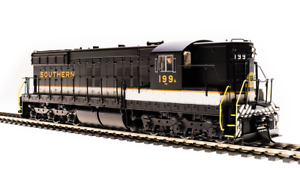 BROADWAY-LIMITED-5810-HO-SCALE-SD9-SOUTHERN-198-Tuxedo-Paragon3-Sound-DC-DCC