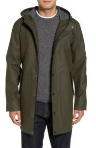 skilful manufacture how to choose cheaper sale Details about UGG Men's Hooded Weather Ready Rain Jacket-Olive  Green-Waterproof- XXL-MSRP$295