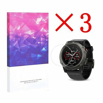 Supershieldz for Garmin Approach S60 Tempered Glass Screen Protector Anti Scratch 3 Pack Bubble Free