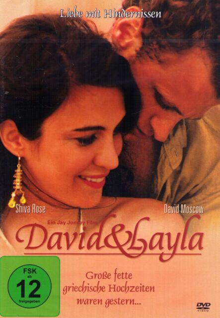 DVD NEU/OVP - David & Layla - Liebe mit Hindernissen - Shiva Rose & David Moscow