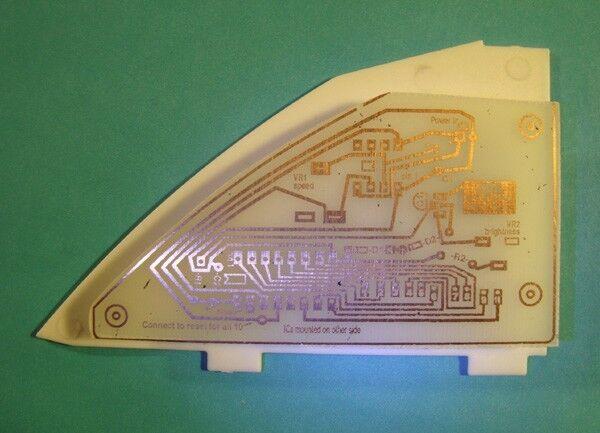 Moebius 18  Jupiter II J2 Wall-Shaped Sequencer - Control LEDs