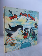 Pitty and Patty Penguin by Willy Schermele - Illustrated HB