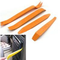 Plastic Car Auto Radio Door Clip Panel Trim Dash Audio Removal Pry Kit Hand Tool