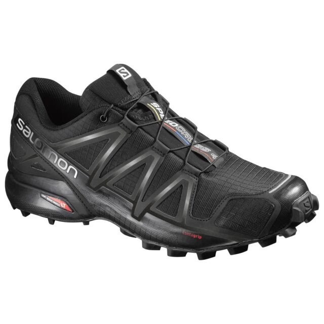Salomon Speedcross 4 schwarz UK 11 EU 46