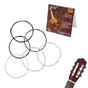 Corde-per-Chitarra-6-pezzi-C101-Set-di-corde-per-chitarra-classica-Nylon-Core-CR