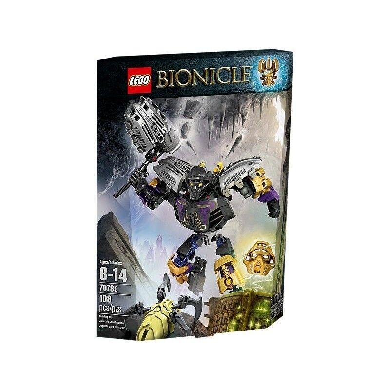 Lego 70789 - Onua: Maestro de la Tierra - NUEVO